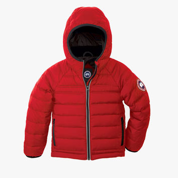 Canada Goose Kids' Bobcat in Pacific Red - FINAL SALE