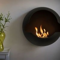 PicoCool - Warm up your inetriors with modish Cupola fireplace