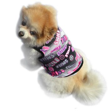 Dog Cute Colorful Shirt