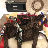 Louis Vuitton LV Monogram Bucket