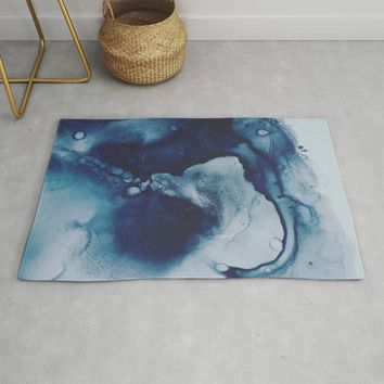 Seeking Peace Rug by duckyb