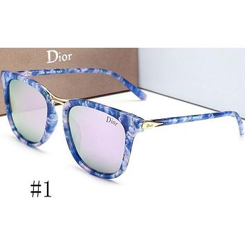 Dior 2018 Fashionable Polarized Sunglasses for Men and Women F-HWYMSH-YJ #1