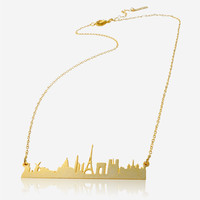 Skyline Necklace – Paris