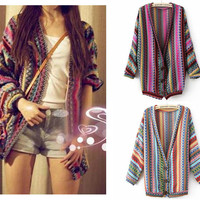 Fashion Colorful nice cardigan