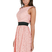 Antique Auction Dress in Rose - $49.95 : Shop Cute Dresses and Clothing - Canada