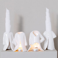 Emperor's New Clothes Napkin Rings