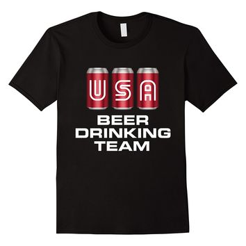 USA BEER DRINKING TEAM