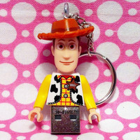 Toy Story (Woody) 4GB USB Flash Drive Keychain