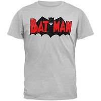 Batman - Vintage Logo Youth T-Shirt