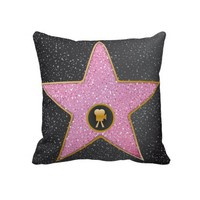 Movie Star Pillows from Zazzle.com