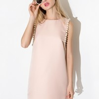 Blush Pearl Dress