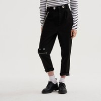 Lazy Oaf Zip Your Mouth Trousers - View all - New In - Womens