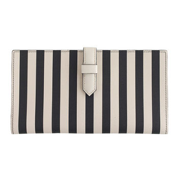 J.Crew Womens Printed Travel Wallet