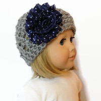 18 Inch Doll Hat Doll Clothes Knit AG Doll Beanie