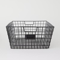 Storage Basket - Gold-colored - Home All | H&M US