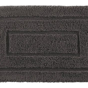 Kassadesign Bath Rug | Charcoal