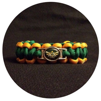 Legend of Zelda Paracord Bracelet