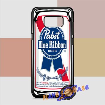 Pabst Blue Ribbon Samsung Galaxy Case