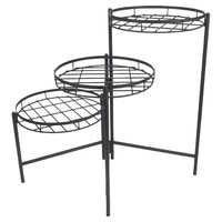 Threshold 3-Tier Metal Plant Stand