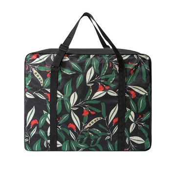 Travel Flower Series Luggage Bag Big Capacity Folding Carry-on Duffle bag Foldable Travel Bag Handbags
