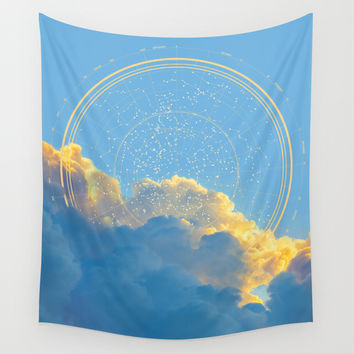 Create Your Own Constellation Wall Tapestry by Soaring Anchor Designs