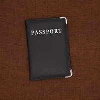 Nice world Cute Girls Passport Cover on The Passports Porte Carte Femme Traval Pu Leather Passport Holder Pink