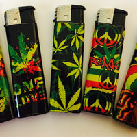 Pretty Ganga Lighters 3pack