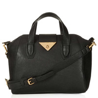 Twist Lock Winged Holdall - Bags & Purses - Bags & Accessories - Topshop