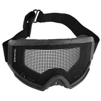 New Arrivals Airsoft Tactical Eye Protection Metal Mesh Glasses Goggle Outdoor Sports Camping Hunting Eyewear Safety Accessories