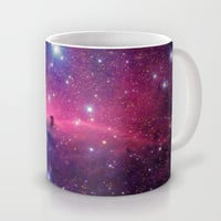 Purple Galaxy Mug by rapplatt