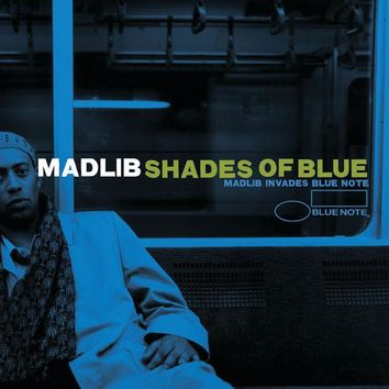 Madlib ‎– Shades Of Blue LP