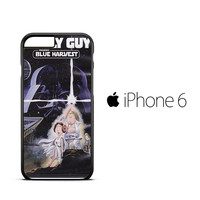 Funny Family Guy Star Wars X0145 iPhone 6 Case