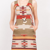 Frances May - Pendleton Bearchum Shift Dress