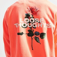 Loose Thoughts Let's Make Up Hoodie Sweatshirt | Urban Outfitters