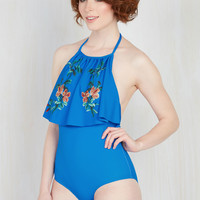 Redang Rainbow One-Piece Swimsuit | Mod Retro Vintage Bathing Suits | ModCloth.com