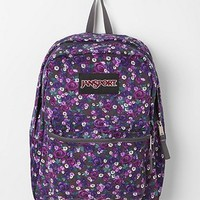 Jansport Corduroy Bouquet Backpack