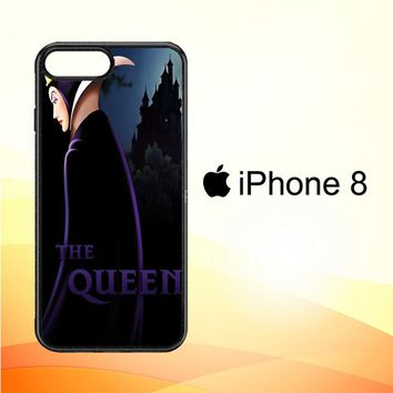 Disney Evil Queen Y0752 iPhone 8 Case
