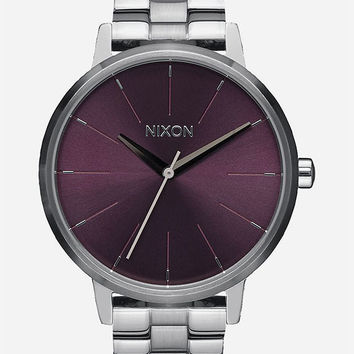 Nixon Kensington Watch Silver One Size For Men 27110914001