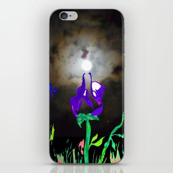 Majestic Bloom iPhone & iPod Skin by ES Creative Designs