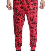 Cali Icons French Terry Jogger Pants