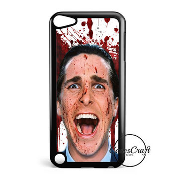 Christian Bale American Psycho Movie iPod Touch 5 Case