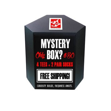 MYSTERY BOX - 6 ITEM [SOLD OUT]