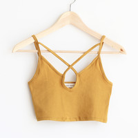 Honey Crop Tank