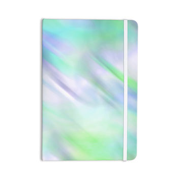 "Alison Coxon ""Mermaid's Dream"" Green Purple Everything Notebook"