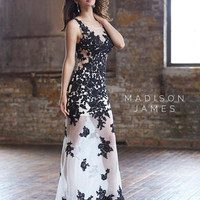 Madison James Prom 15-112 Madison James Lillian's Prom Boutique