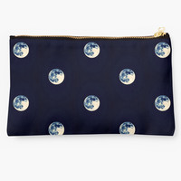 'MOON' Studio Pouch by phantastique