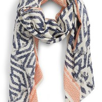 Sole Society Ikat Scarf | Nordstrom