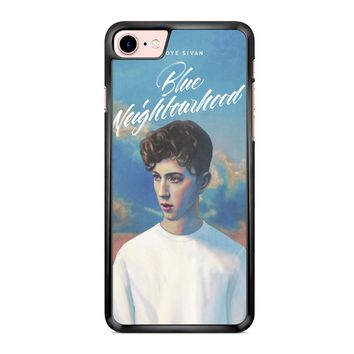 Blue Neighbourhood Troye Sivan iPhone 7 Case