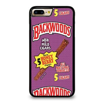 ONLY BACKWOODS CIGARS iPhone 7 Plus Case