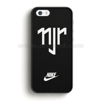Neymar Jr Santos Barcelona Fc Nike Logo iPhone 5/5S Case  | Aneend.com